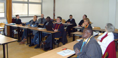 A parallel session at the 2007 ePrep Thematic Seminar